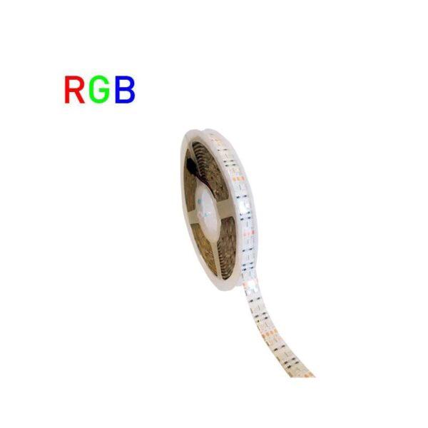 ΤΑΙΝΙΑ LED 5 ΜΕΤΡΩΝ 20W 12V RGB IP54