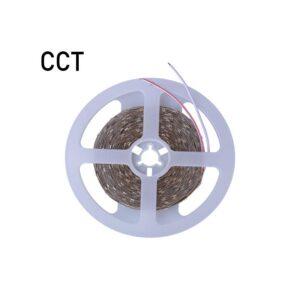 ΤΑΙΝΙΑ LED 5 ΜΕΤΡΩΝ 10W 24V CCT 2200-6500K IP68