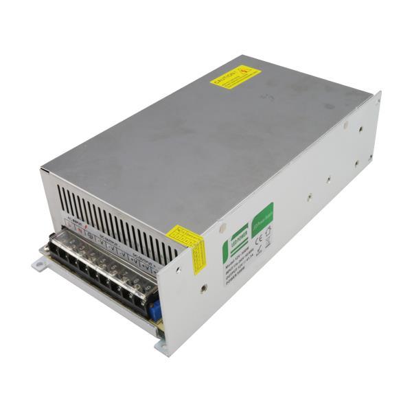 ΤΡΟΦΟΔΟΤΙΚΟ ΜΕΤΑΛΛΙΚΟ 12V DC 500W IP20
