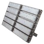 ΠΡΟΒΟΛΕΑΣ LED SMD 10Χ50/500W AC100-240V ΜΑΥΡΟΣ IP65 6500K PLUS