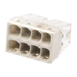 ΚΛΕΜΜΑ PCT-208 8 ΘΕΣΕΩΝ ΜΕ ΥΠΟΔΟΧΗ 0,50-2,5mm 24Α 400V