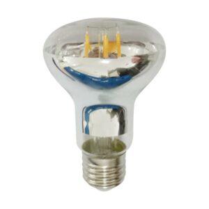 Geyer LED Filament Clear R63 E27 8W 4000K 650lm