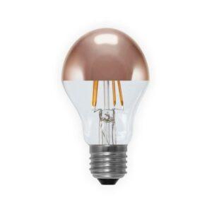 Geyer LED Crown Mirror Copper A60 6W E27 2700K 480lm dim