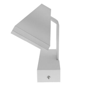 LED Φωτιστικό Τοίχου Αρχιτεκτονικού Φωτισμού 58cm Καθρέπτη / Πίνακα Λευκό IP54 14 Watt SMD 2835 120° 1680lm 230V Φυσικό Λευκό GloboStar 93334